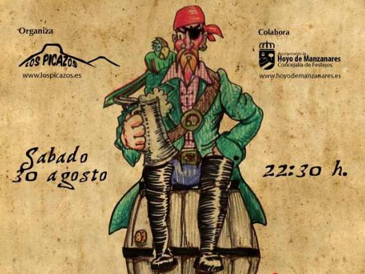 Fiesta disfraces´14 Pub Oscar