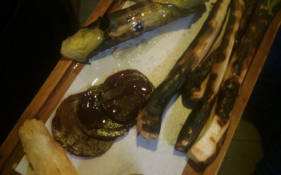 ¿Quieres comer calsots en Hoyo de Manzanares?