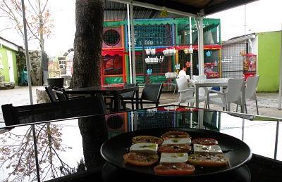 Restaurantes con terraza en la Sierra de Madrid